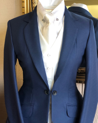 Midnight Navy  suit